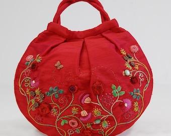 Caroline's Bag in rot