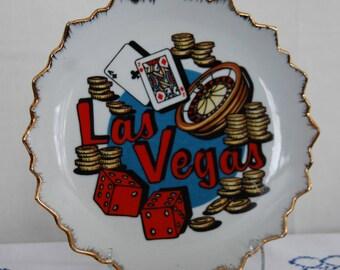Souvenir of Las Vegas Plate Korea