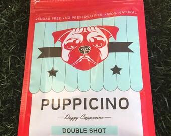 Puppicino Double Shot