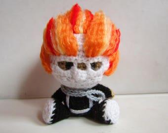 Ghost Rider (Agents of Shield) Amigurumi