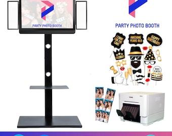 Photo Booth handmade, Portable photo booth