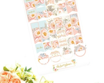 GRACEFUL | Page Flag Sticker Sheet