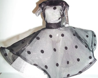 Barbie 1950's Dress