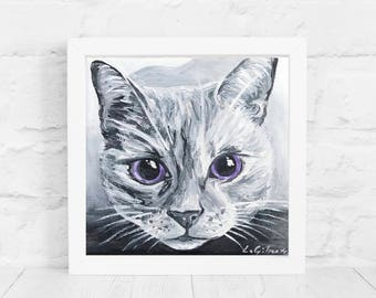 Crazy cat lady etsy crazy cat lady easter gift easter cat lady gift cat lover gift negle Gallery