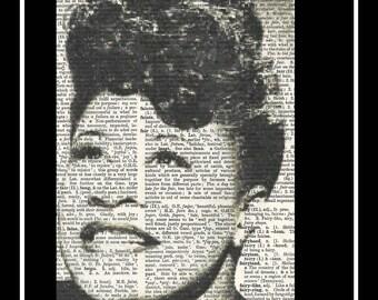 431 Ella Fitzgerald Jazz Singer 1920's Vintage