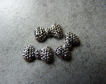 5 knots decorative paste rhinestones