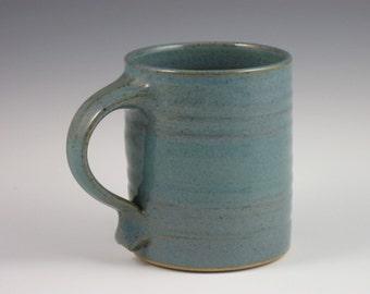 Sea Green Large Mug