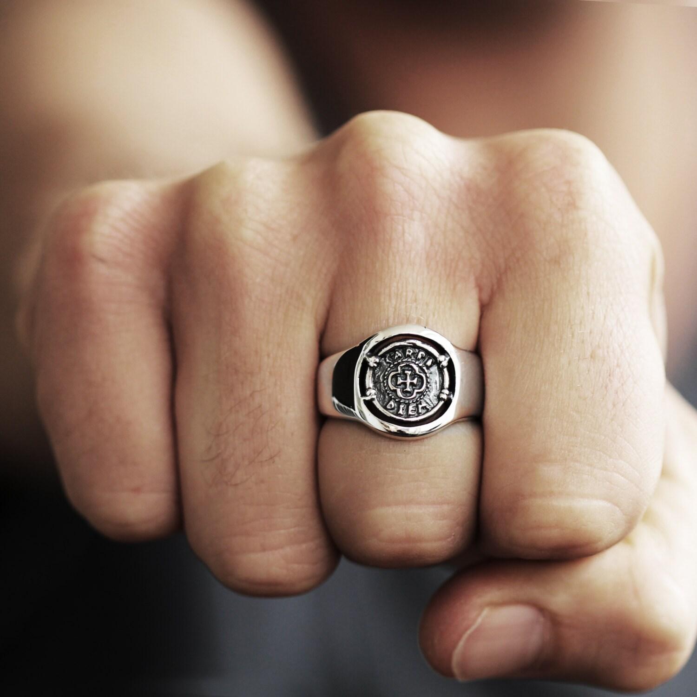 Mens Pinky Ring Settings