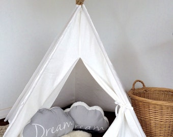 Teepee - Natural Ivory Calico