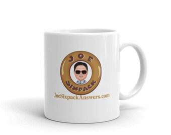 I've Got A Piece Of The Rock Coffee Mug 2
