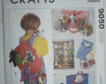 Vintage McCall's Crafts Pattern 9050