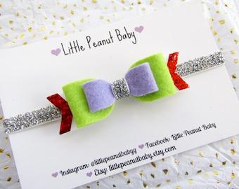 Toy Story Buzz Lightyear Inspired Bow