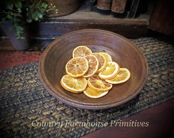 25 Dried Orange Slices ~ Crafts | Potpourri | Bowl Fillers | Holiday Decorating