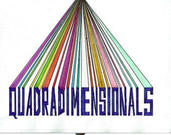 Quadradimensionals