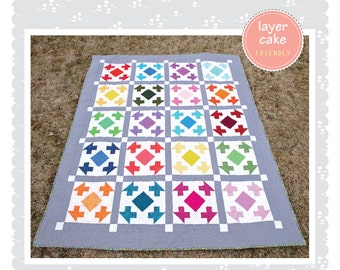 New Beginning Quilt Pattern