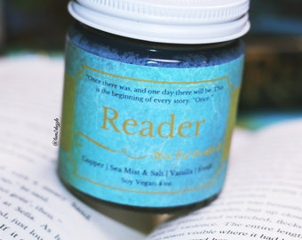 Reader - Scented Soy Candle Inspired by The Reader