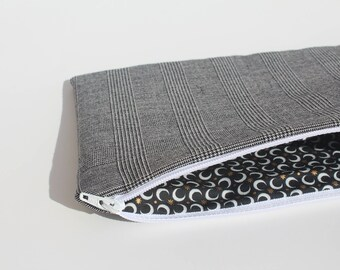 Zipper Pouch Upcycled
