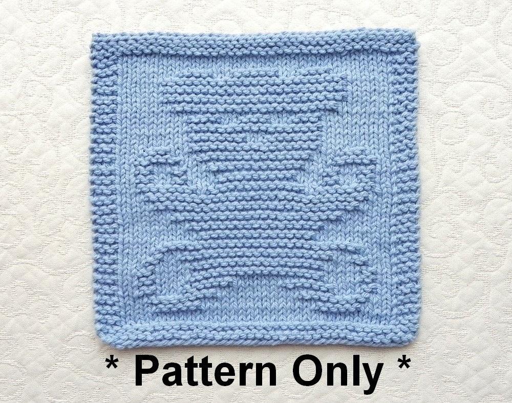 TEDDY BEAR Knit Pattern PDF Instant Download Easy Knit