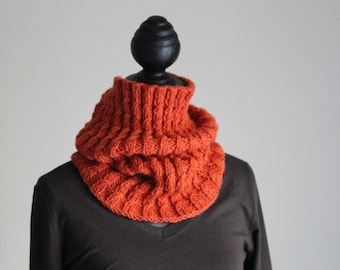 Knitted-shaped ribbed knit, lobster wool, patterned ribbed, knitted, fashion accessory