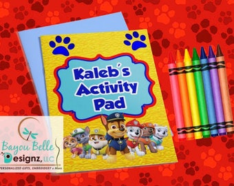 Personalized coloring books, personalized activity books, personalized party favors, coloring, favor, puzzle book, birthday, birthday party