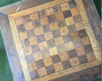 Terrific Vintage Checkerboard