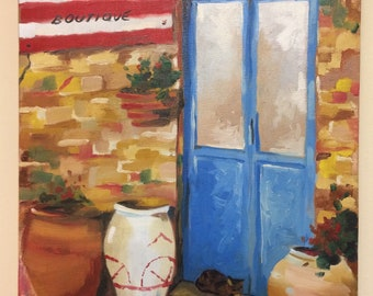 oil painting on canvas painting oil canvas