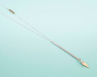 The Diviner Lariat Necklace