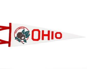 Columbus, Ohio Pennant