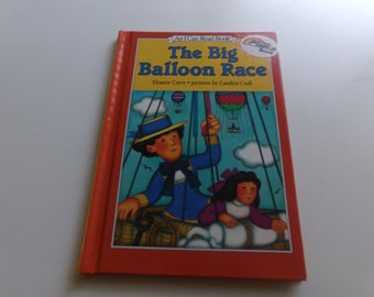 """The Big Balloon Race  """"An I Can Read Book"""""""
