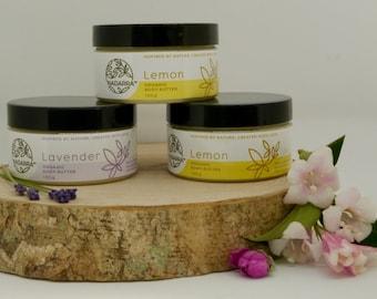Organic Luscious Lemon Body Butter