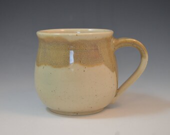 Large Coffee mug, stoneware mug, pottery mug, coffee lovers, ready to ship