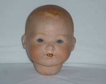 Armand Marseille bisque doll head, my dream baby