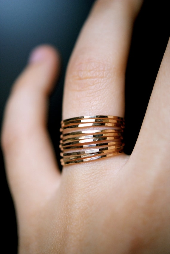 rings stackable ring stunning bride modern entry sets for huffpost stacked the us