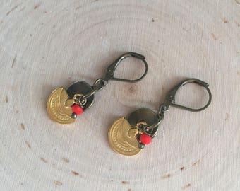 Model Kalambaka - pierced ears earrings