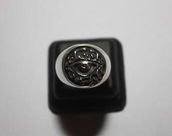 Eye of Providence Ring
