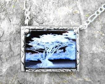 Monterey Tree Pendant