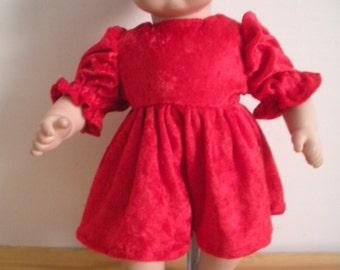 15 inch doll dress
