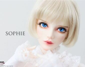 BJD Light Limner Doll - Sophie(Head only)