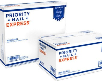 PRIORITY MAIL EXPRESS Shipping Listing