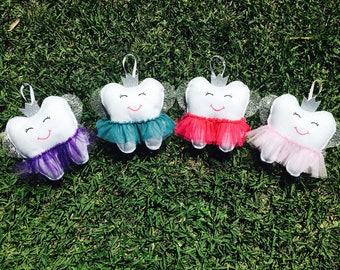 Tallulah Tooth Fairy Pillow