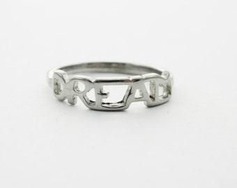 Vintage Dream Ring