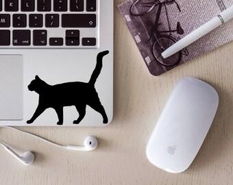 Cute Cat sticker/ Love / Vinyl Sticker / Personalized / Custom / Decal / MacBook sticker/ Yeti decal/ Laptop Sticker/ Cat lady