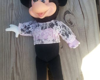 vintage Minnie mouse doll