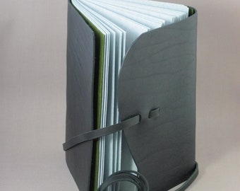 Leather Journal / Sketchbook - Slim