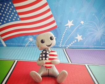 MURICA! Robot- Limited Edition