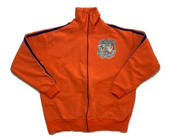 Ren & Stimpy vintage 90s jacket Nickelodeon - sz M (1)