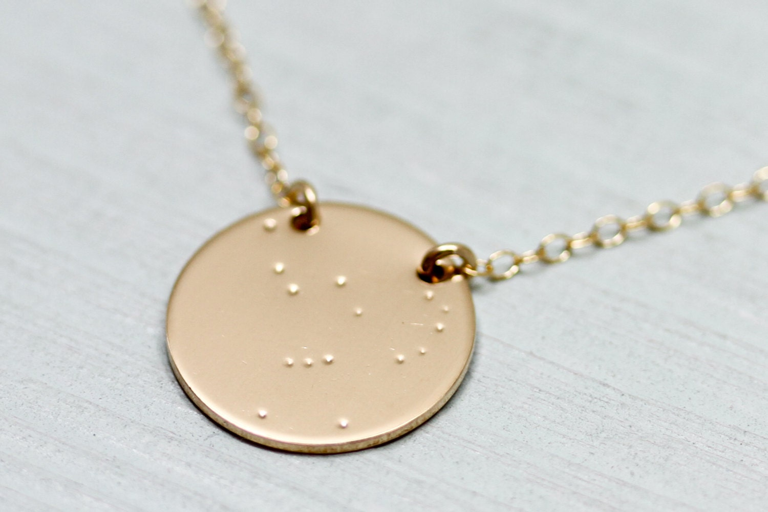 necklace com by astridandrose constellation rose product silver orion notonthehighstreet astrid and pendant sterling original