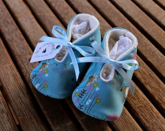 Peter Rabbit Baby shoes - Several Sizes