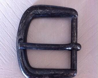 metal pin with belt loop