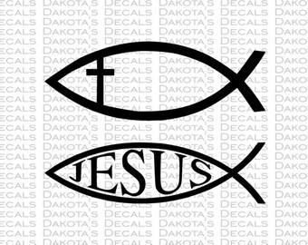 Jesus Fish SVG for Download